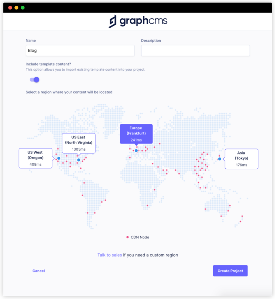 Adding name to our GraphCMS templates